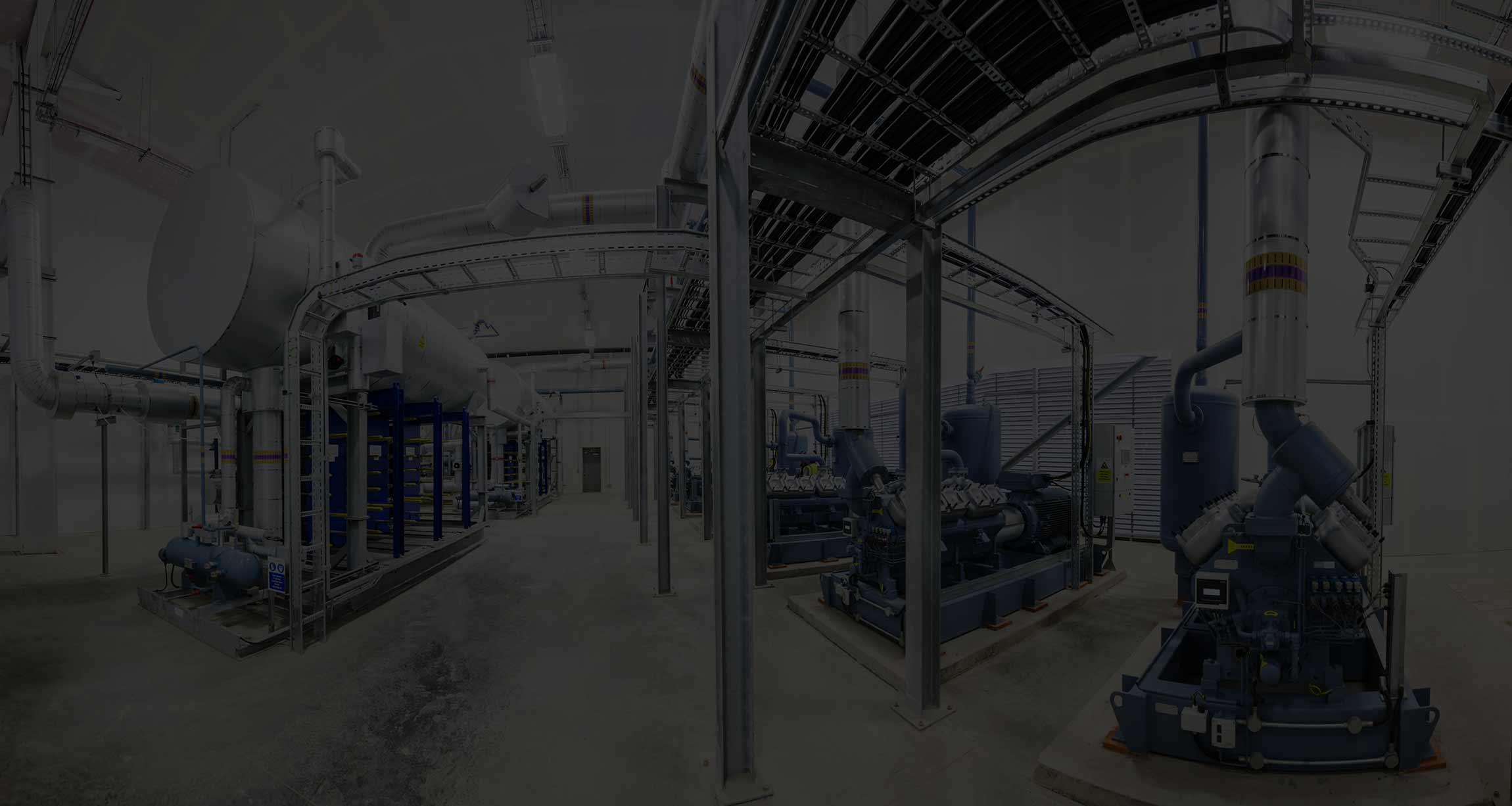 Frio industrial, climatización