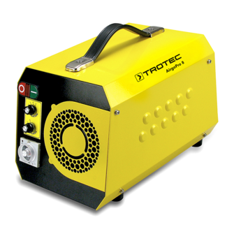 Generador de ozono desinfectante coronavirus